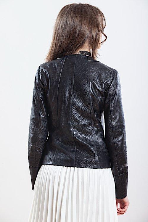 Jacheta din piele naturala de ovine - SP 148