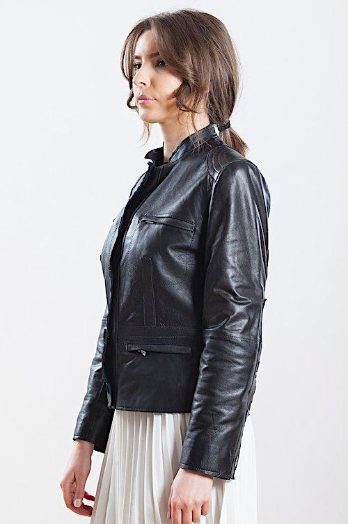Jacheta din piele naturala de ovine - SP 02