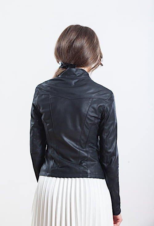 Jacheta din piele naturala de ovine - SP 153