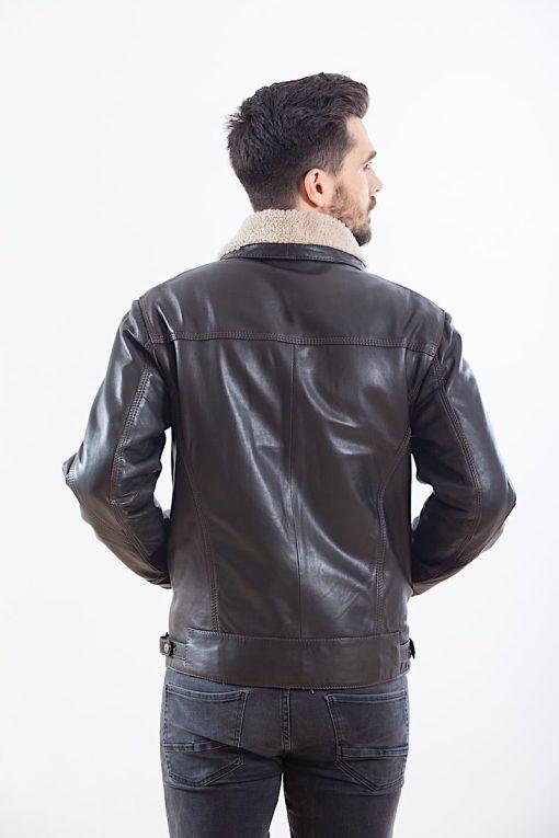 Jacheta din blana de ovine - P 104