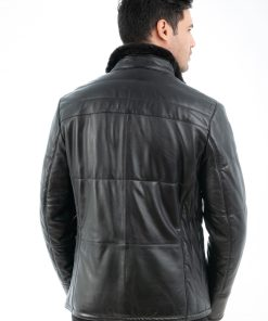 jacheta din blana
