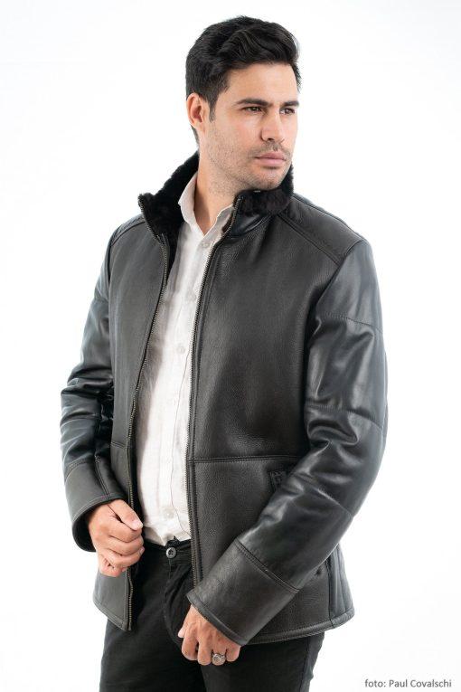 Jacheta din blana de ovine - P 206