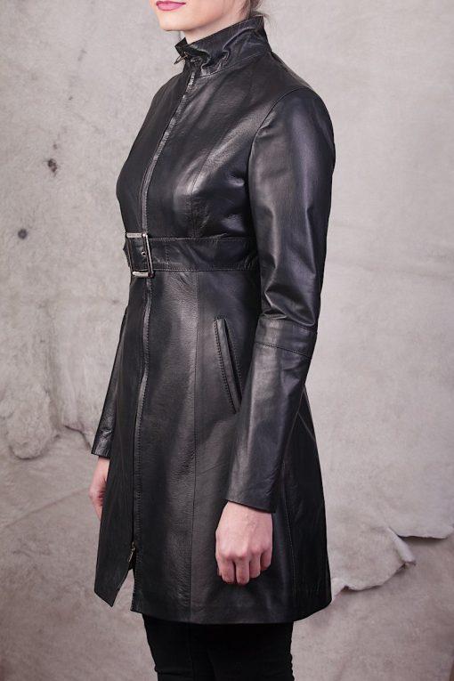 Jacheta din piele naturala de ovine - SP 132