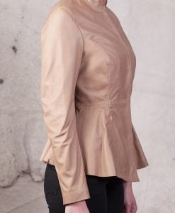Jacheta din piele naturala de ovine - SP 161