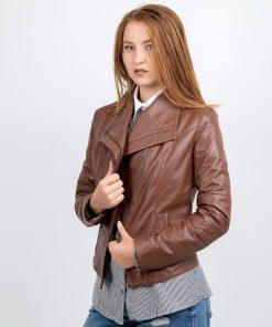 Jacheta din piele fina de ovine - SP 175